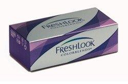 Soczewki FreshLook ColorBlends 2szt.